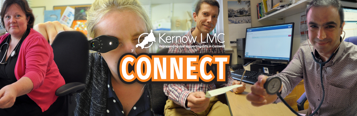 Connect Newsletters Cornwall LMC Header