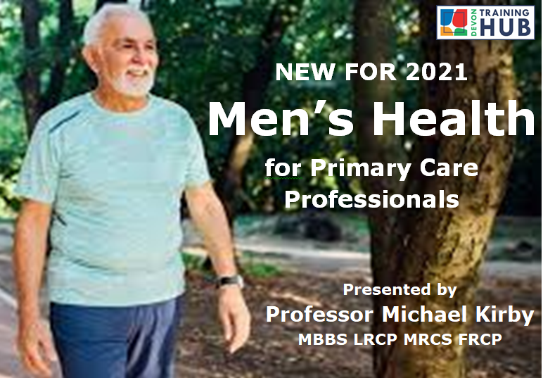 Men's Health: Management of Lower Urinary Tract Symptoms in Men