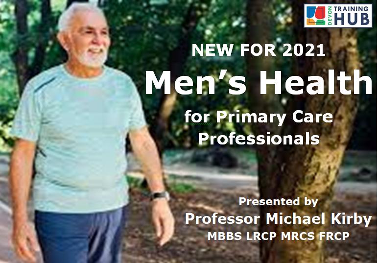 Men's Health: Men and COVID-19